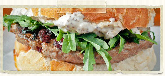 Thumbnail image for Turkey and Cranberry with Mustard Pecan Mayo
